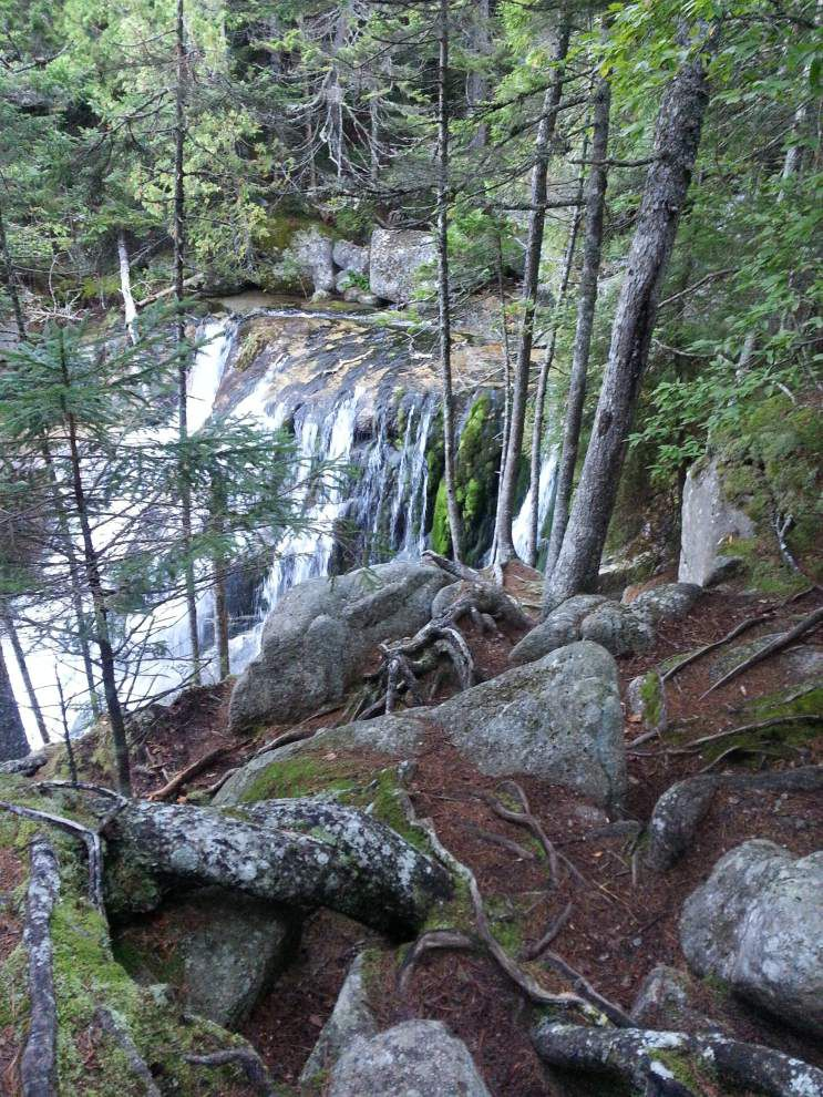 Taking a hike: But not just any hike, BR's SU Joffrion Trekked all 2,160 miles of the Applachian Trail _lowres
