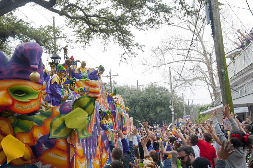 Photos: Krewe of Thoth _lowres