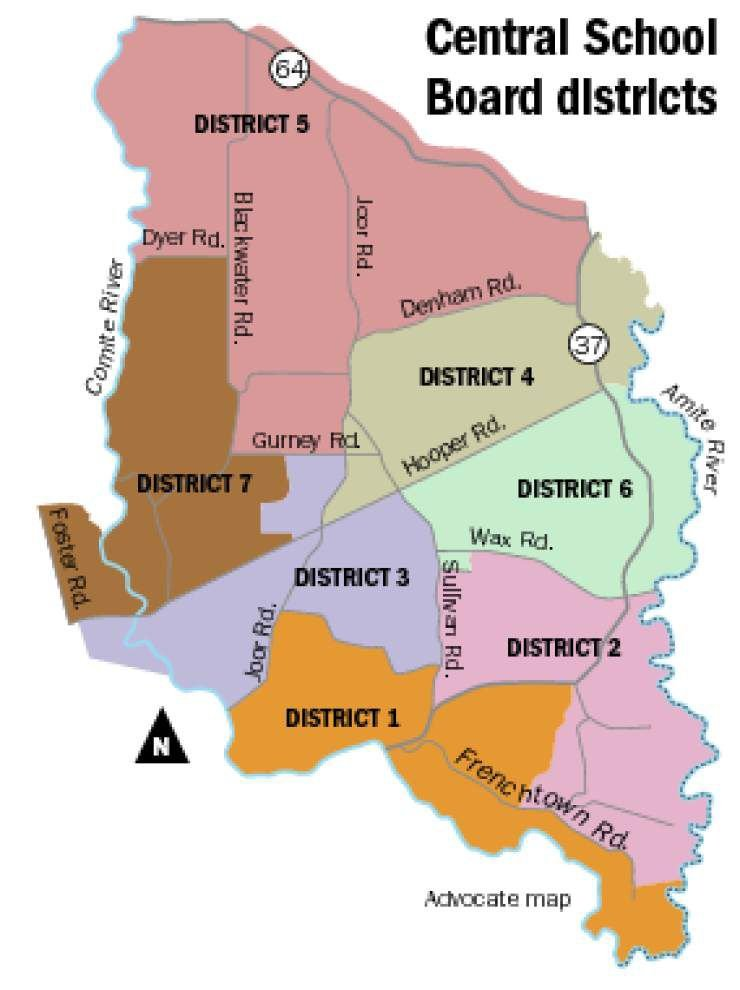 Three Central School Board members in races against political newcomers _lowres