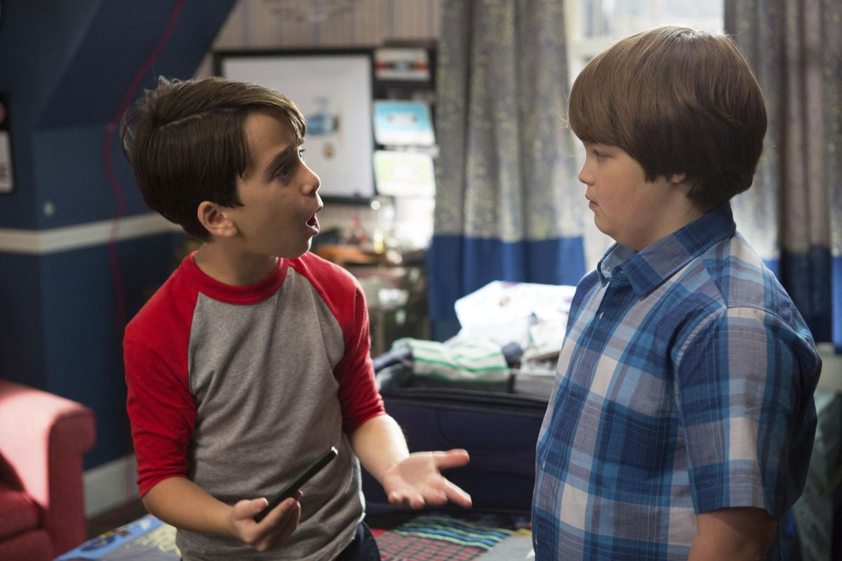 Film Review Diary of a Wimpy Kid: The Long Haul still 1 copy for Red