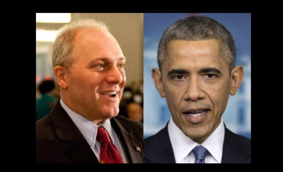 Obama criticizes GOP over Scalise controversy _lowres