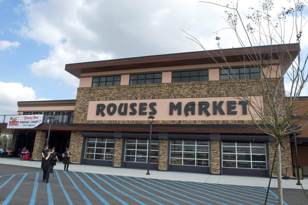 Rouses Market opening in Ponchatoula, moving Kenner store _lowres