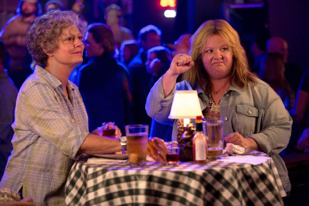 Review: McCarthy's 'Tammy' misses the funny bone _lowres