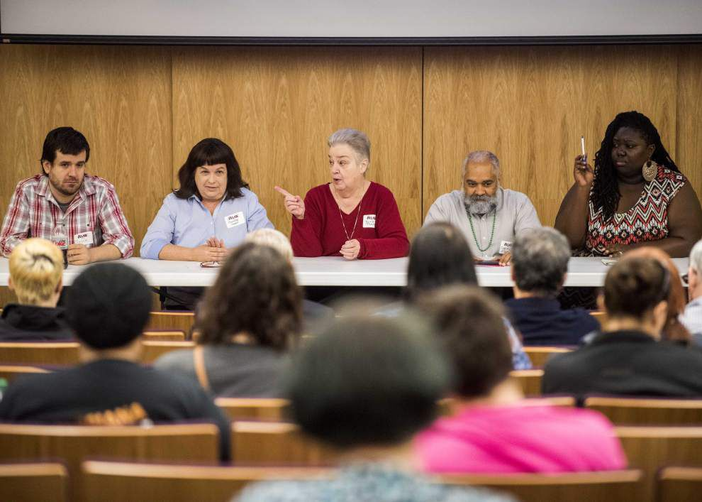 South a 'new frontier' for LGBTQ activism, organizer of LSU conference says _lowres
