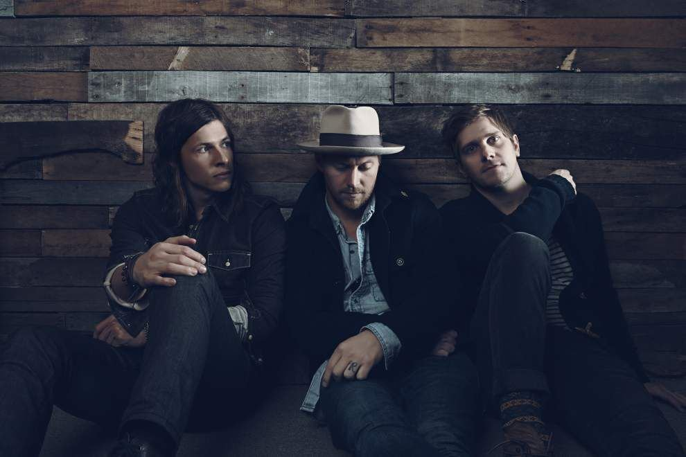 Needtobreathe — Revitalized band focuses on playing music, not selling music _lowres