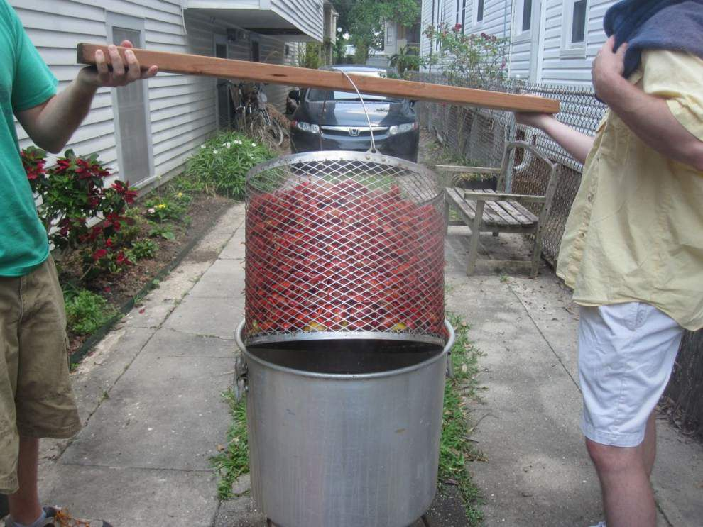 Ian McNulty: Boil masters sought to judge Clash of the Crawfish _lowres