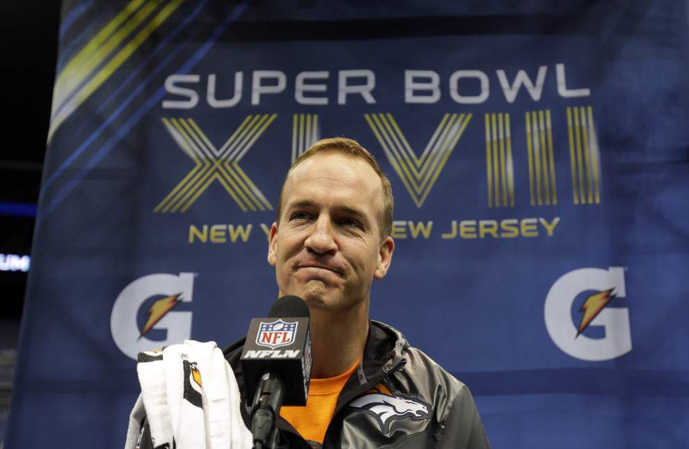 Video: Peyton Manning knows how special Super Bowl appearances can be _lowres