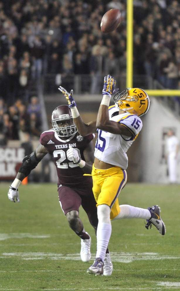 Photos: LSU takes on Texas A&M _lowres