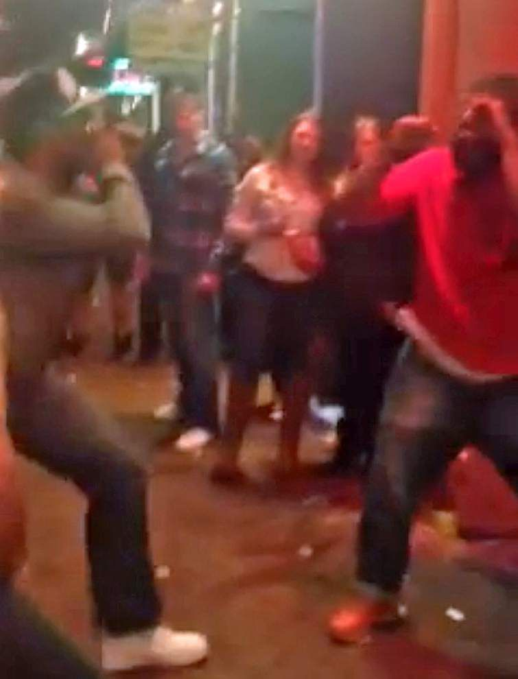 Video of Bourbon Street brawl goes viral as tourism industry ponies up for more State Police _lowres