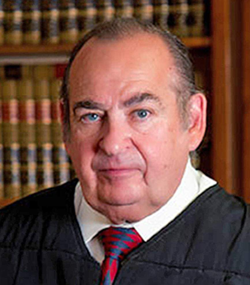 State Supreme Court benches Orleans Judge Frank Marullo, 75, over age challenge _lowres