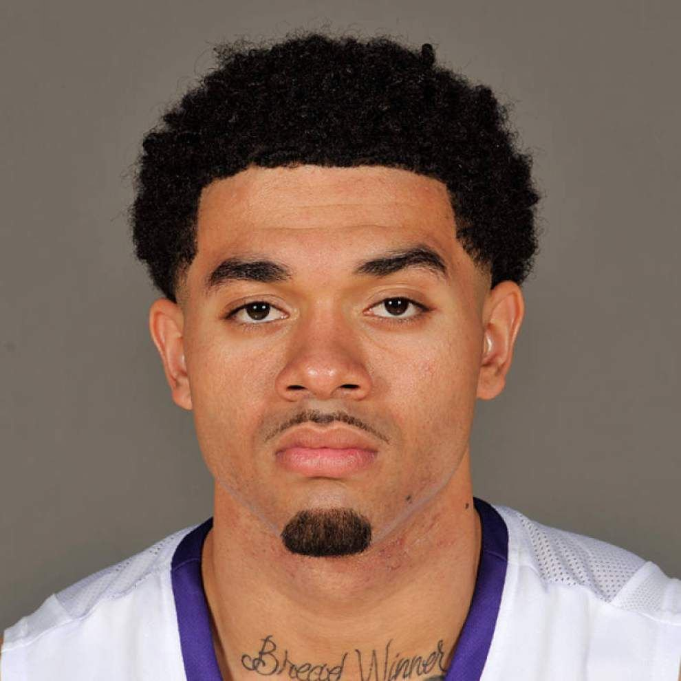 LSU point guard Josh Gray happy to be 'back home now' _lowres