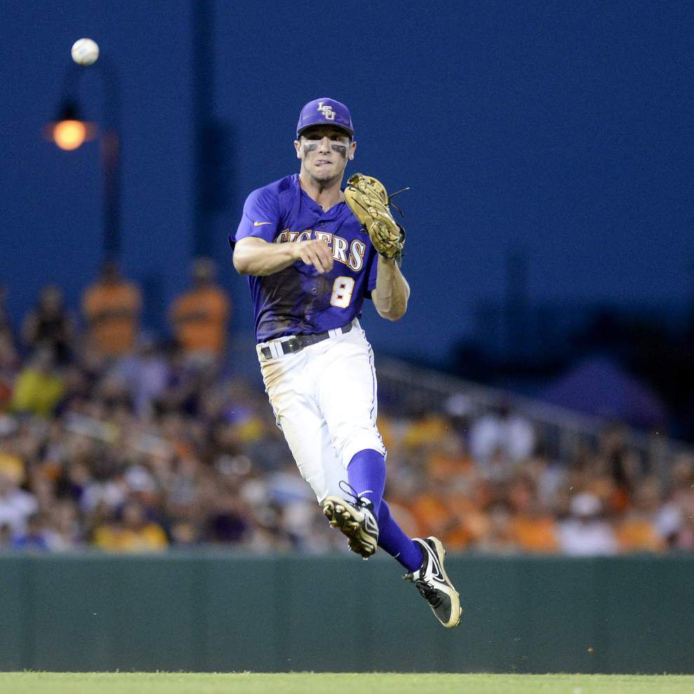 LSU baseball pregame: Alcorn State vs. LSU at Alex Box _lowres