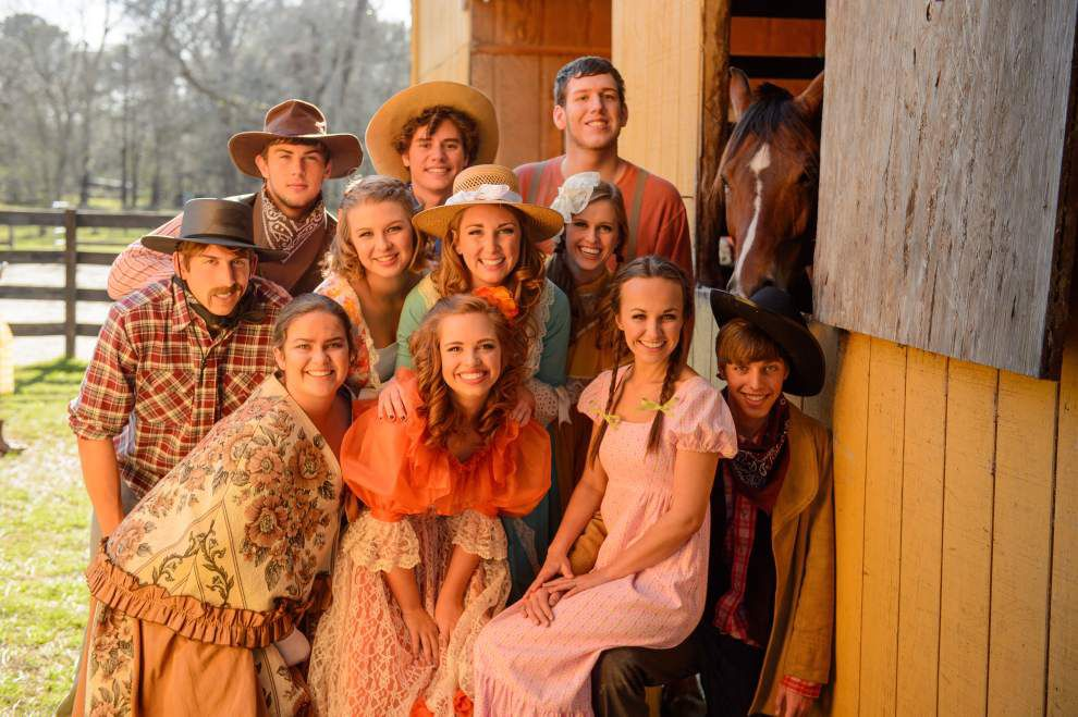 Dunham's 'Oklahoma' a success _lowres