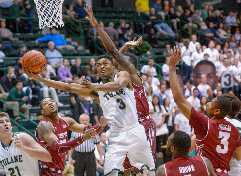 Bearcats tough test for Tulane _lowres
