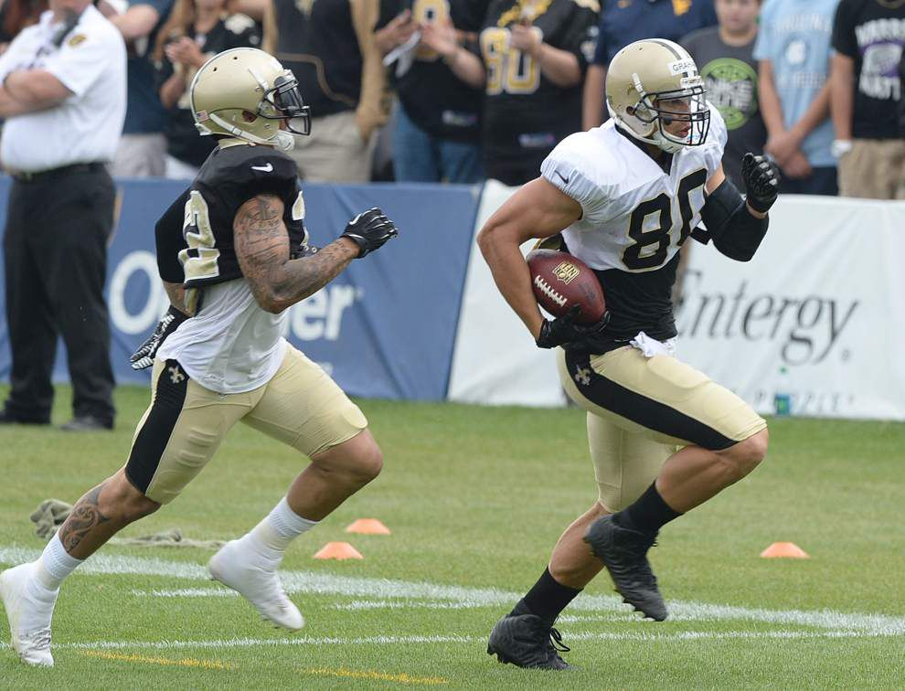 Kenny Vaccaro's aggressiveness fits right in with multiple-personality Saints defense _lowres