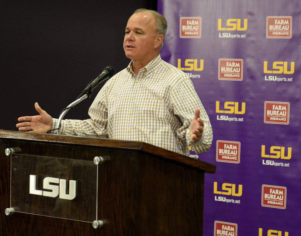 Video: LSU baseball coach Paul Mainieri is optimistic about the upcoming season _lowres