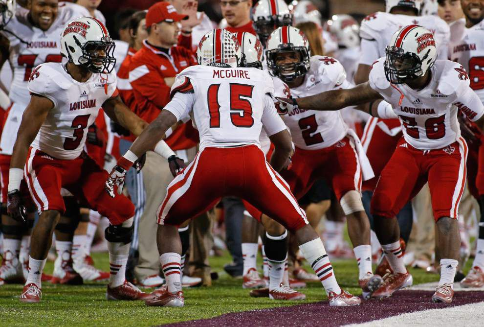 Cajuns begin push to become bowl eligible _lowres