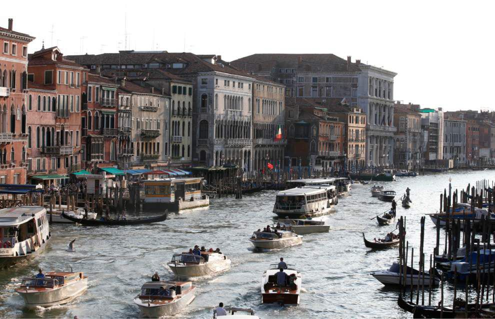 Venice to close area for Clooney wedding _lowres