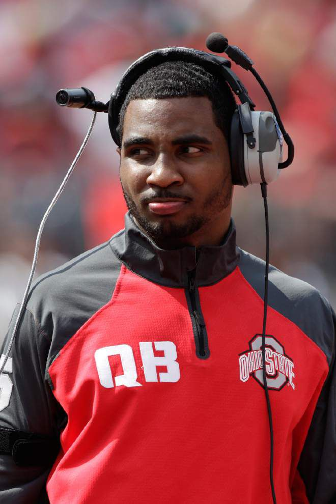 College football: Buckeyes move on without Braxton Miller; Michigan schedules Washington _lowres