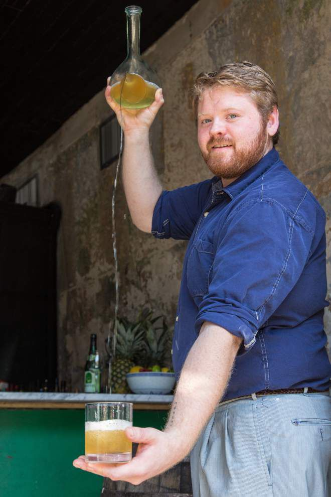 With more new brands, N.O. is drinking in the many shades of cider _lowres