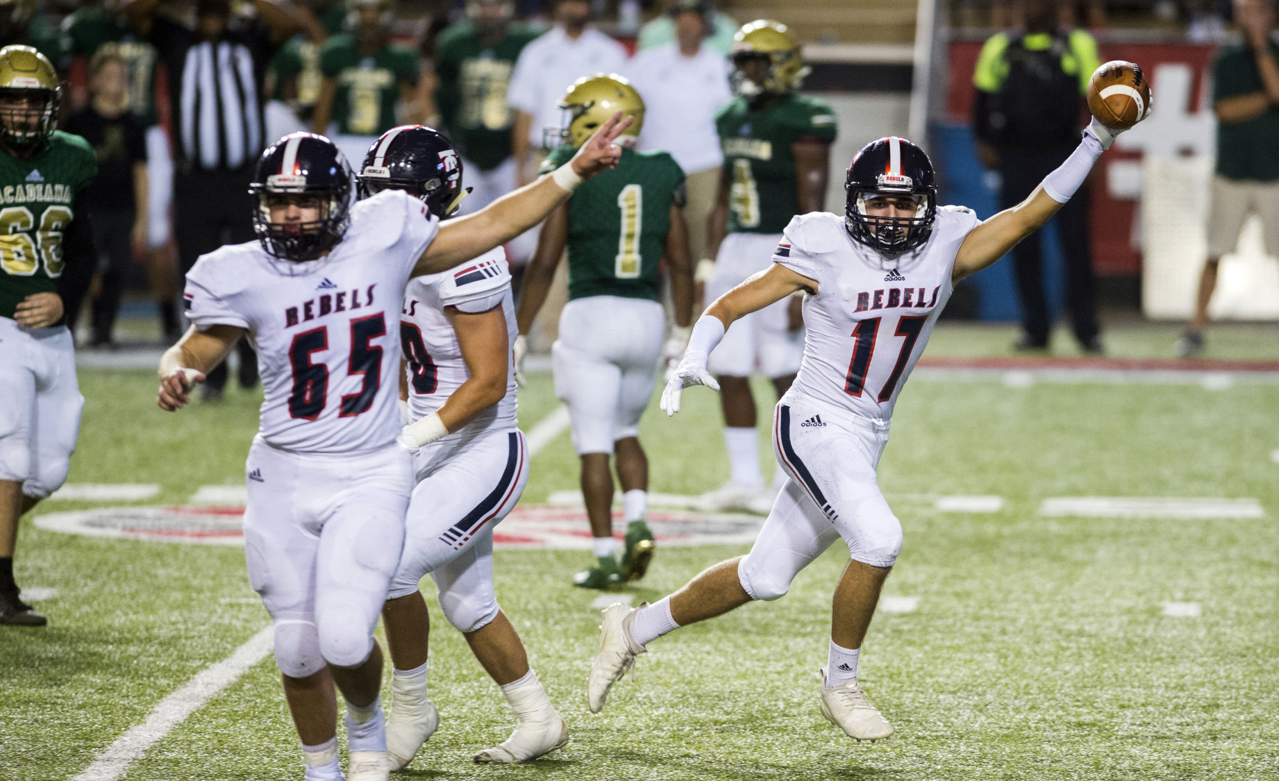 The Acadiana Advocate's Super 10: Teurlings, Opelousas Catholic join rankings as bottom half sees shake-up