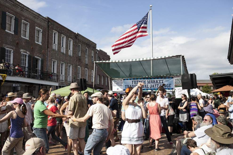 French Quarter Festival complete schedule: April 9-12, 2015 _lowres
