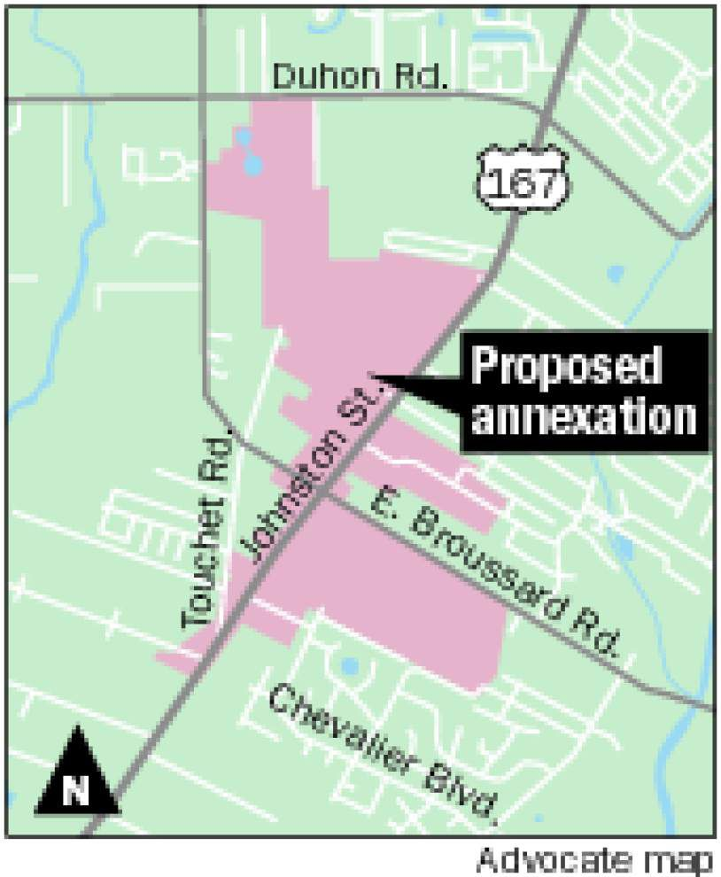 Services, revenue causing rise in Lafayette annexations _lowres