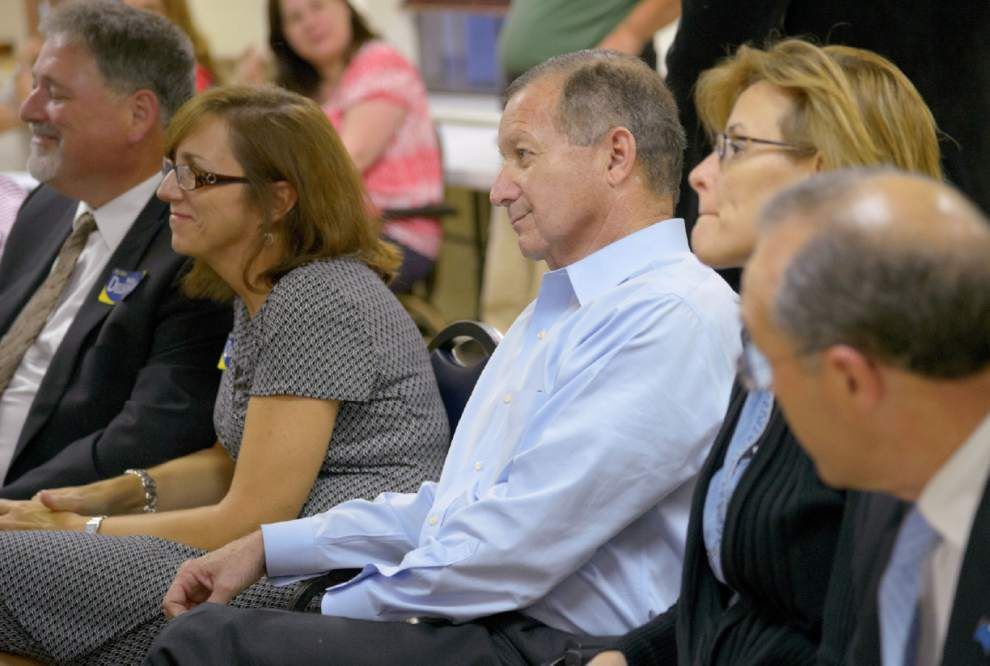 Jefferson School Board honors outgoing superintendent _lowres