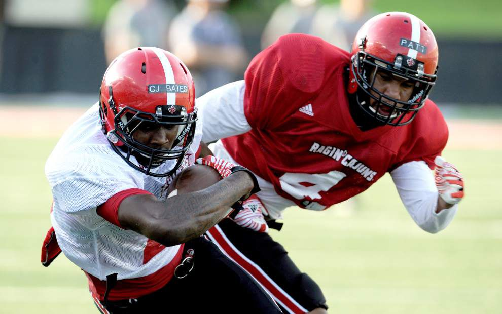 A look at where the UL-Lafayette football team stands after one week of camp _lowres
