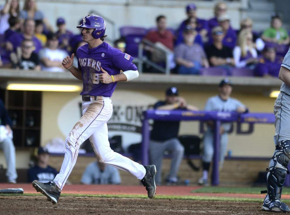 LSU baseball notes: Mainieri talks rotation and lineups _lowres