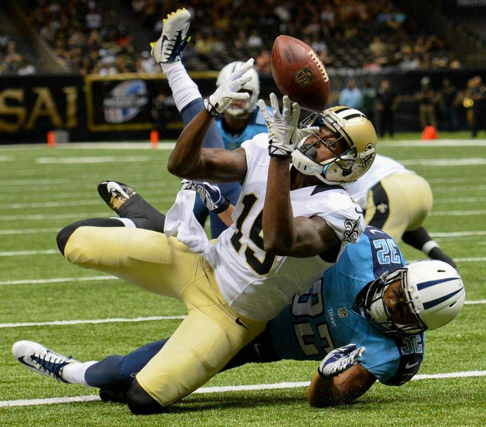 Source: Saints move rookIe wide receiver Seantavius Jones to active roster _lowres