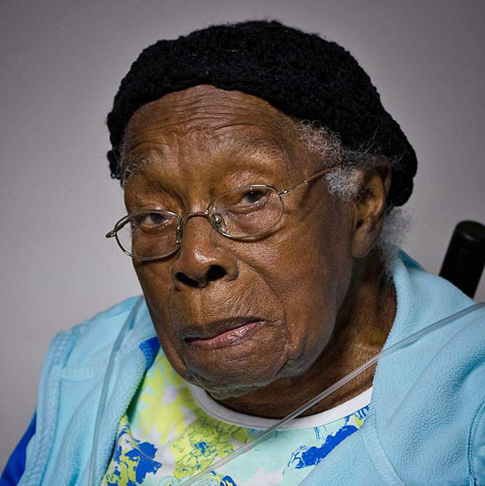 Woman, possibly the oldest New Orleanian, dies at 108 _lowres
