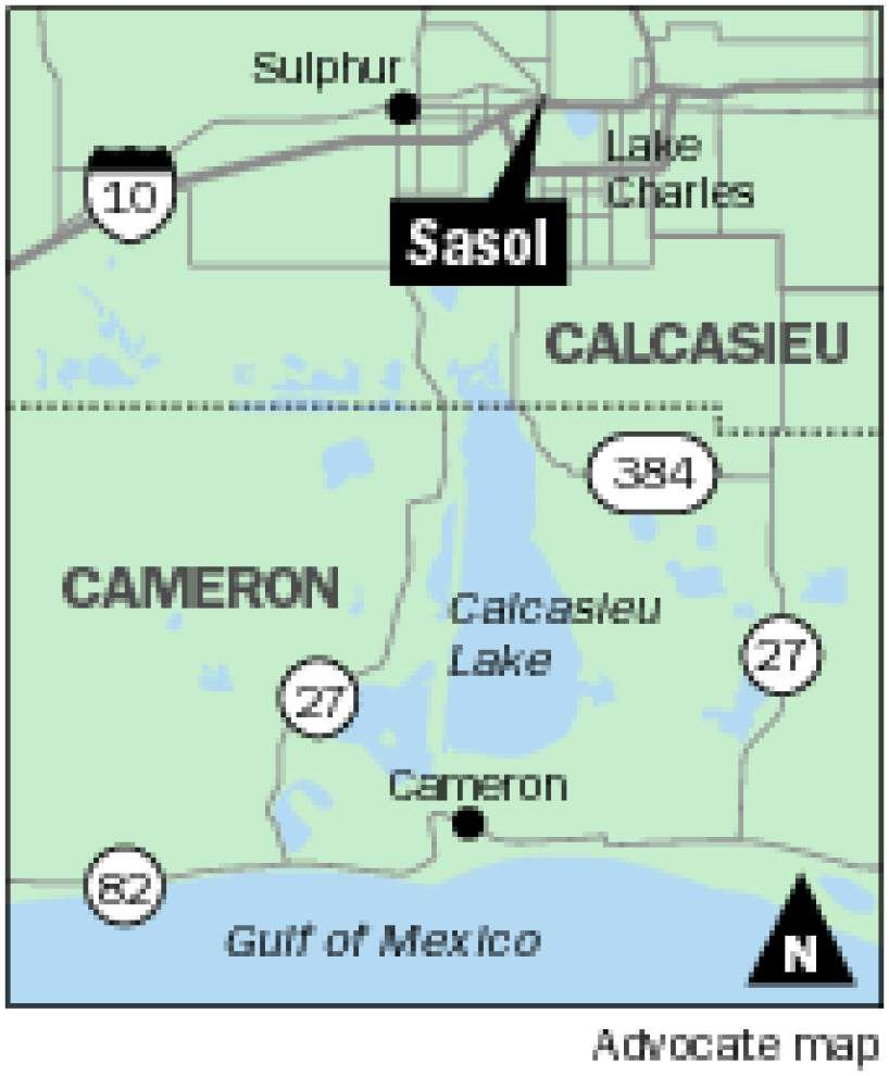 Why Sasol is delaying $14B fuel facility -- the priciest industrial investment in Louisiana history _lowres