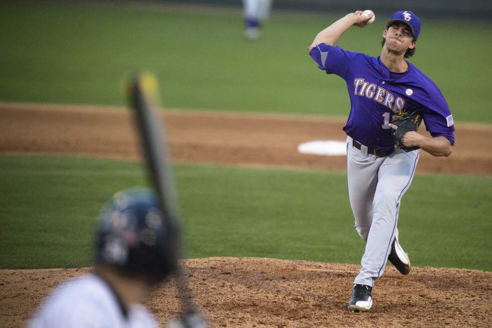 Nola claims SEC Pitcher of the Year _lowres