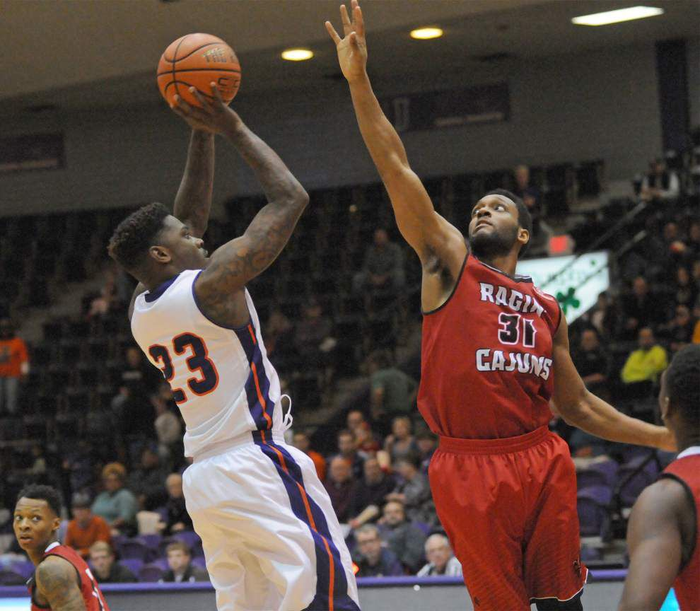 Postseason play 'just a blessing' for UL-Lafayette _lowres