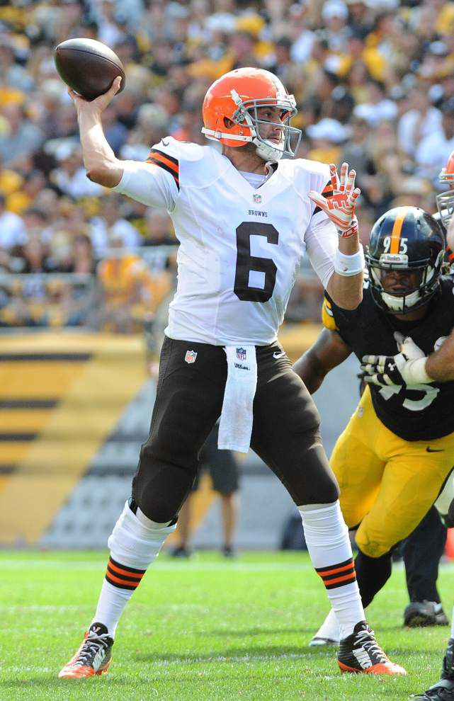 Gameday: Saints at Browns _lowres
