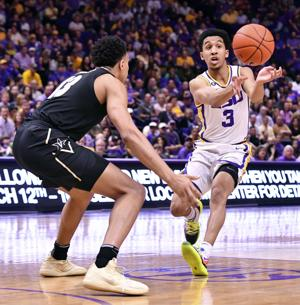 Rabalais: Once again, it's time for March Madness from A to Z