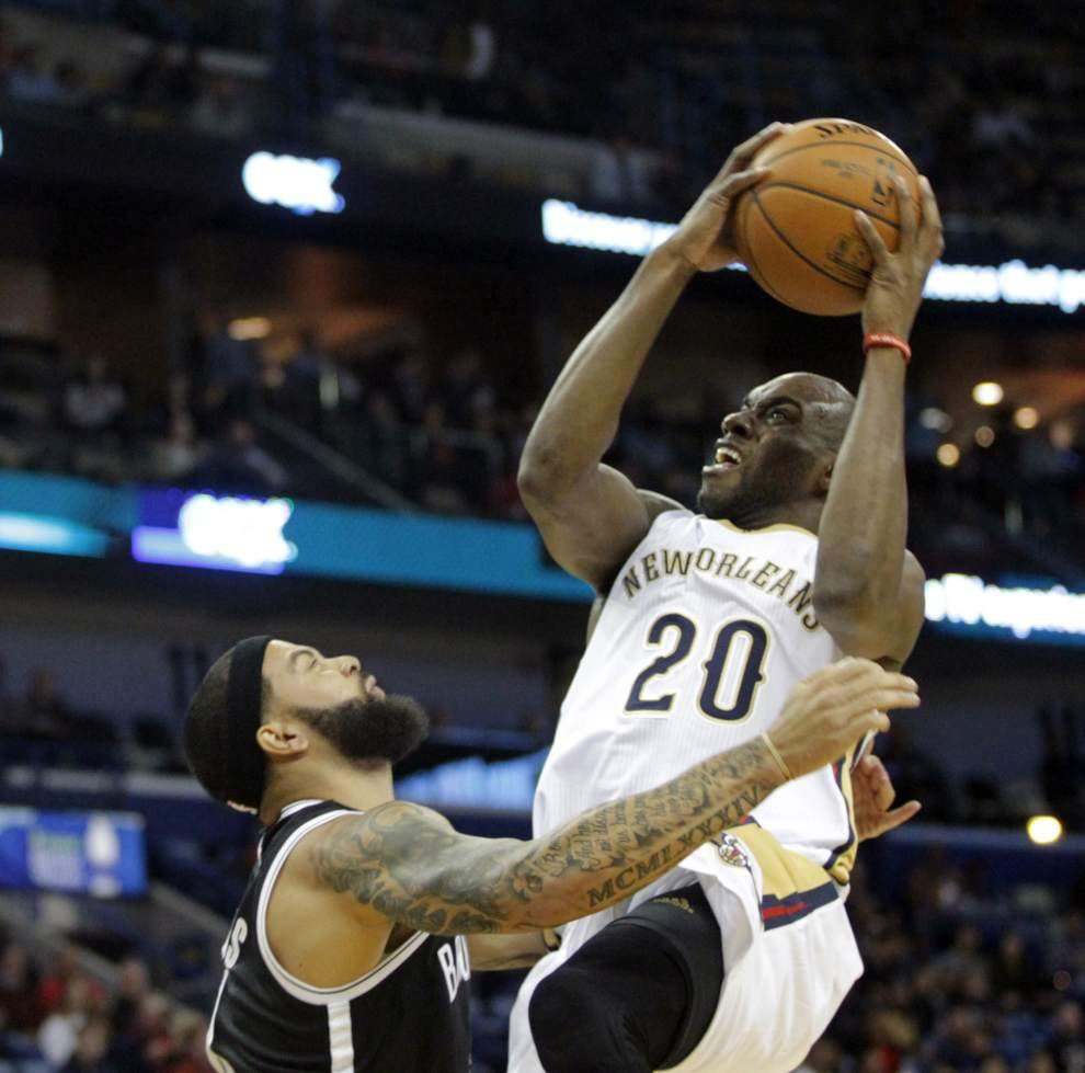 The Pelicans' January schedule is easier — but they're not taking games for granted _lowres
