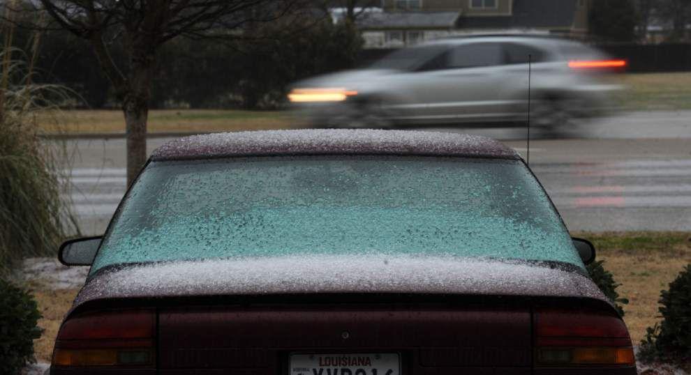 Crash shuts down I-20 bridge amid icy weather _lowres