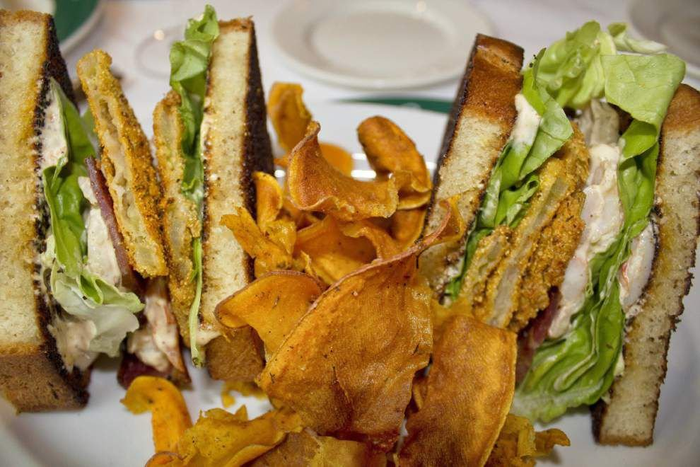 Cool and simple, a great sandwich can fit the bill _lowres