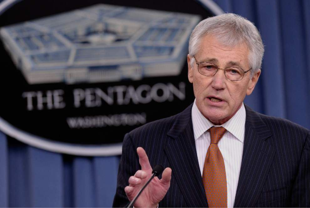 Hagel to propose big cuts in Army in 2015 budget _lowres
