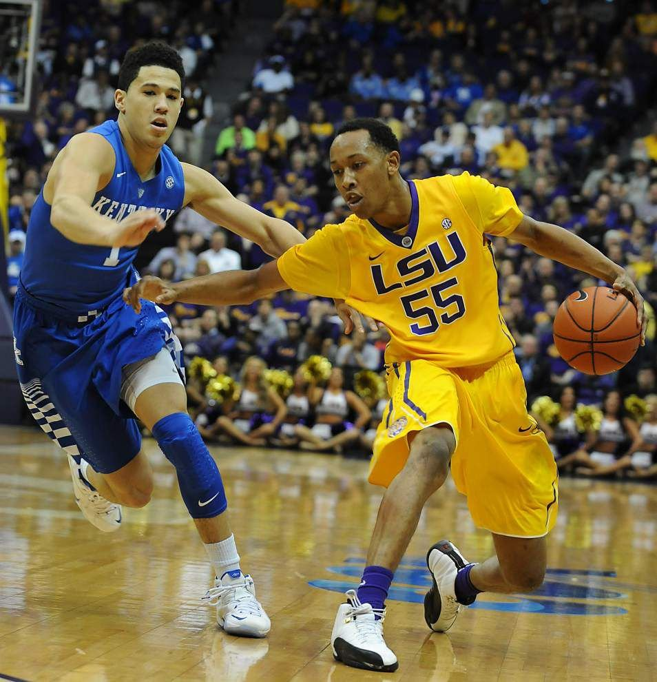 Rabalais: Why a sellout crowd, heroic effort wasn't enough for LSU to shock Kentucky _lowres