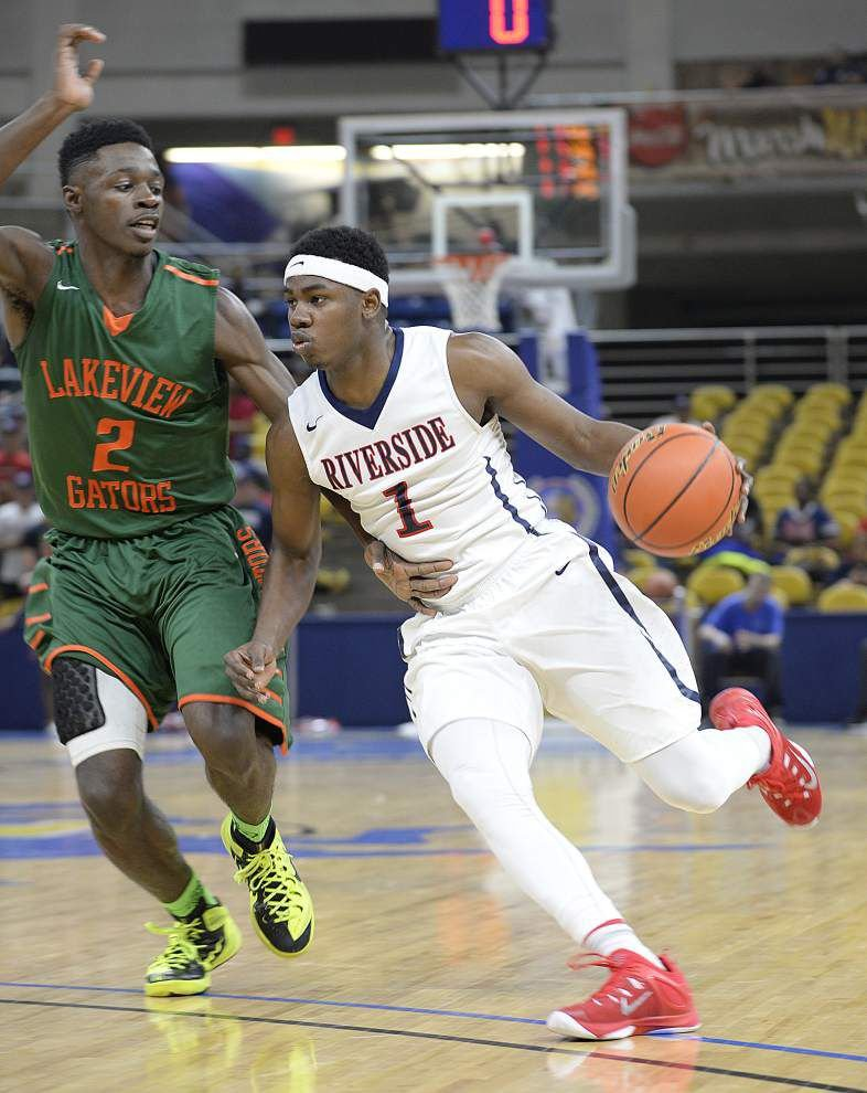Riverside Academy's Herb McGee named Class 2A all-state MVP _lowres