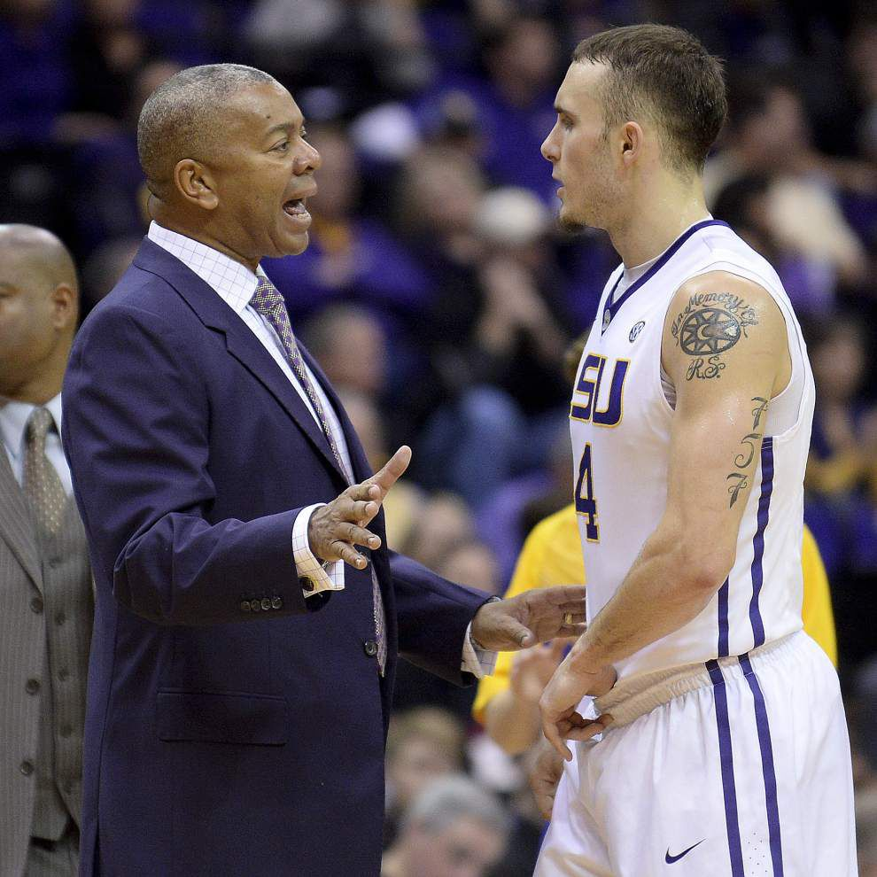 LSU opening tip: LSU at Vanderbilt men's basketball at 5 p.m. _lowres