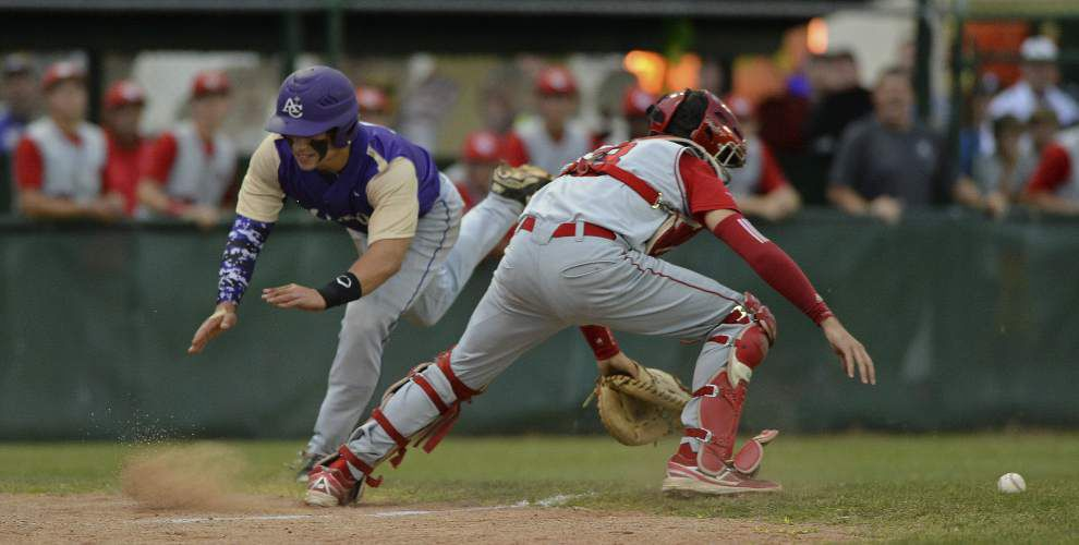 Baseball: Central Catholic rallies over Ascension Catholic _lowres
