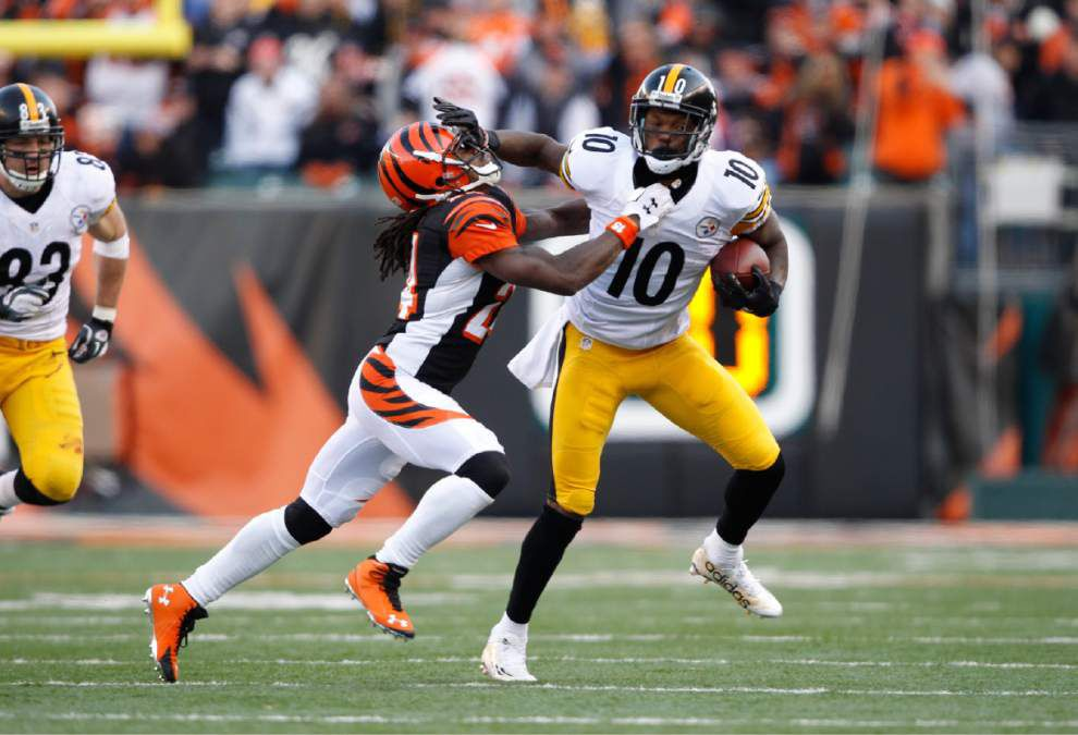 Steelers beat Bengals, tighten AFC North race _lowres