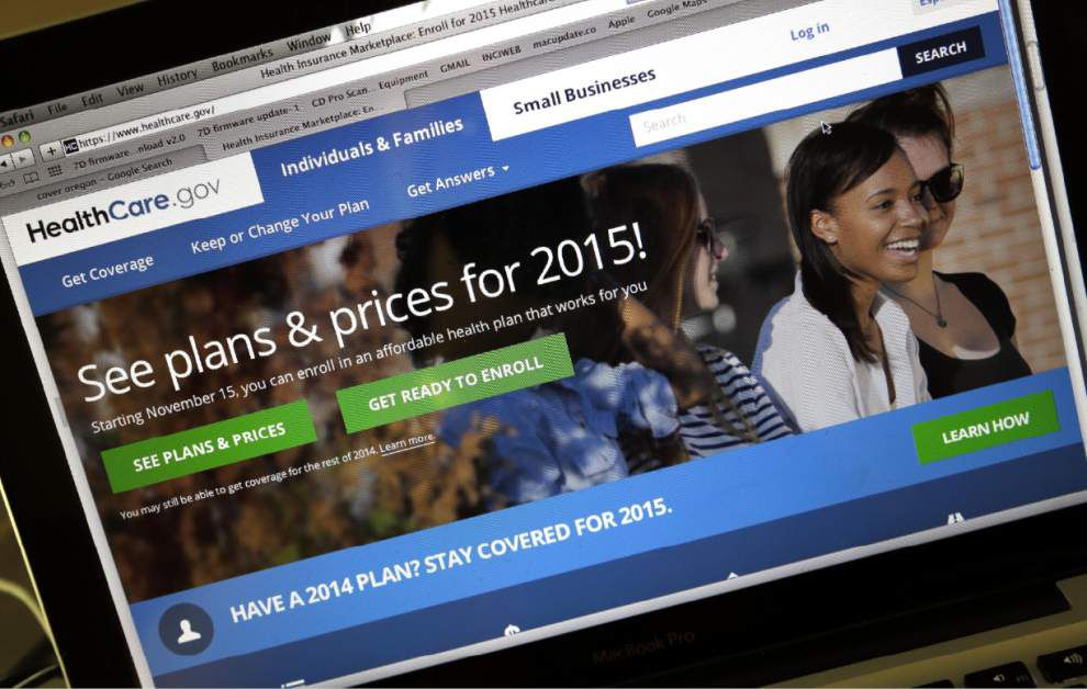 New privacy concerns over government's health care website _lowres