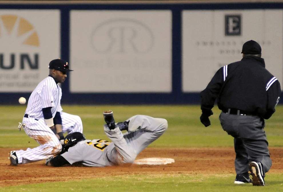 Southern vs. UNO baseball pregame blog _lowres
