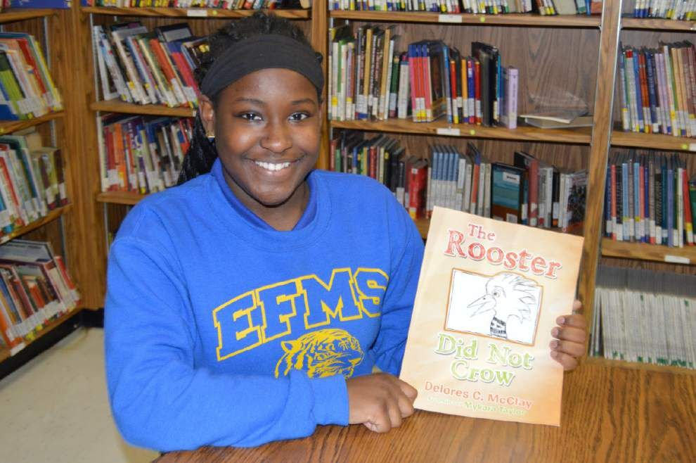 EFMS student becomes published illustrator _lowres