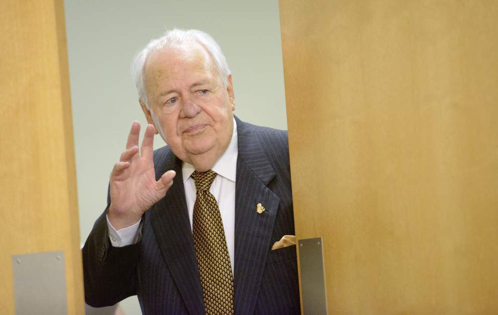 Forbes estimates Tom Benson's worth at nearly $2B; see where he ranks among country's richest _lowres